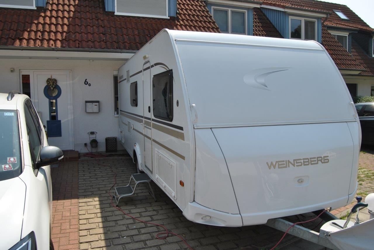 Wohnwagen Weinsberg Etagenbett : Gebrauchte wohnwagen gezielt finden gebraucht