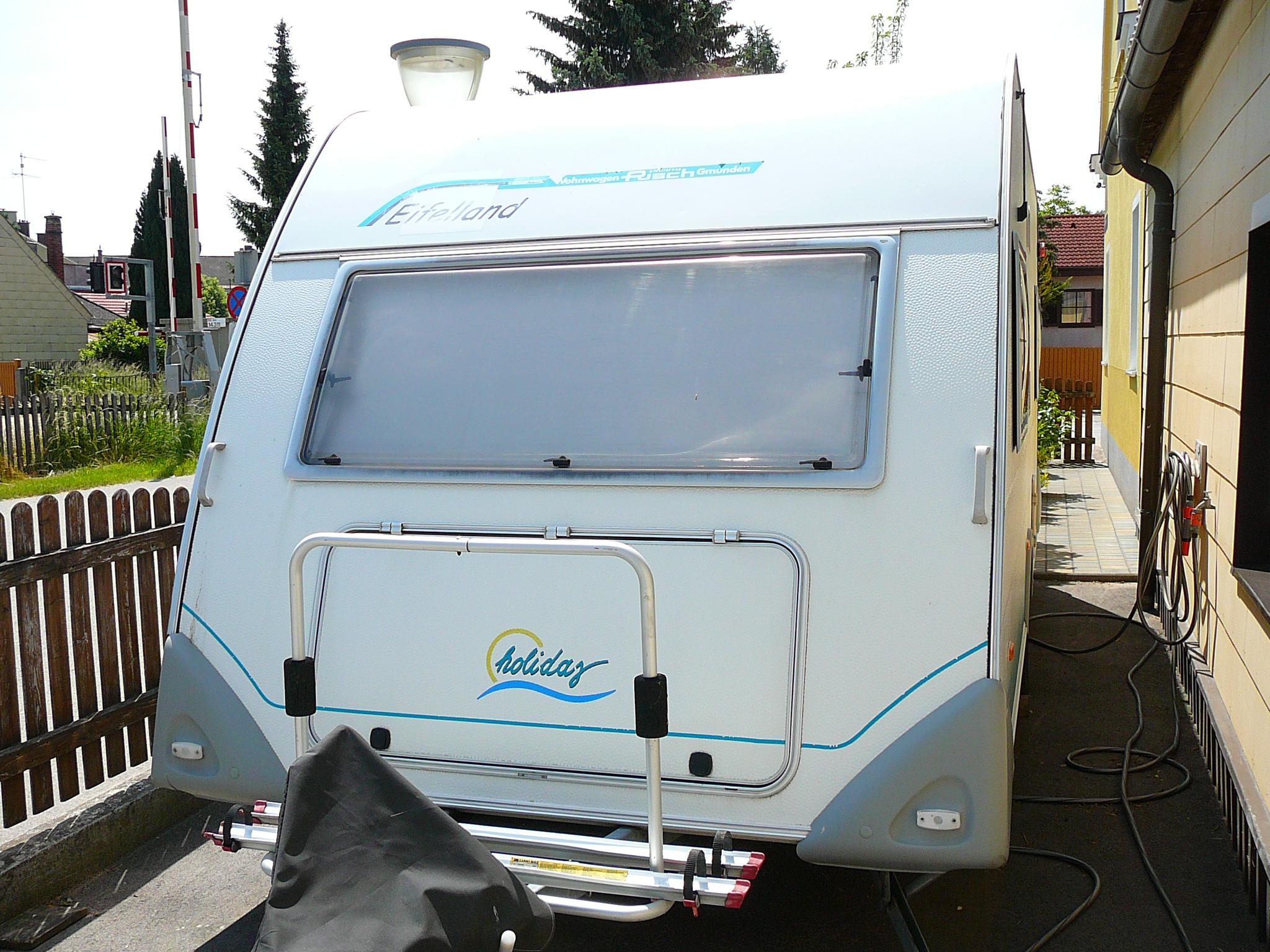 Wohnwagen Eifelland Mit Etagenbett : Eifelland holiday tk wohnwagen nord