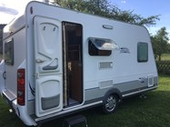 Wohnwagen: Caravelair Ambience Style 420 V2