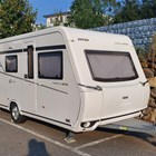 Caravan: Hymer Eriba Nova 485GL 60th Edition
